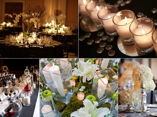 Decoration de table a faire soi meme mariage visuel 6 - Deco de table halloween a faire soi meme ...
