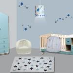 decoration etoile chambre bebe