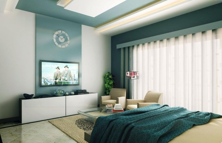 Emejing Decoration Interieur Chambre Adulte Pictures - Design