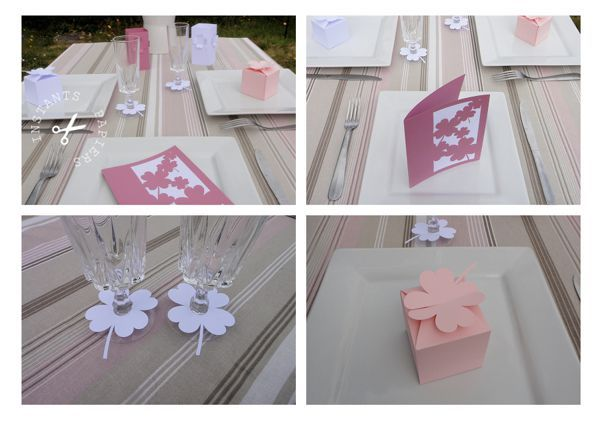 Decoration table anniversaire a faire soi meme visuel 6 - Table a faire soi meme ...