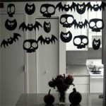 fabriquer deco halloween