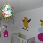 fabriquer un luminaire pour bebe