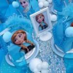 faire decoration reine des neiges