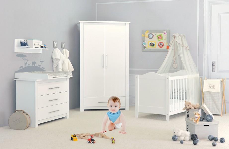 Amazing Chambre De Bebe Ikea #9: Idee Chambre Bebe Ikea