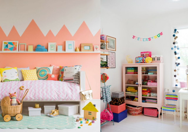 idee decoration chambre fille 3 ans - visuel #7