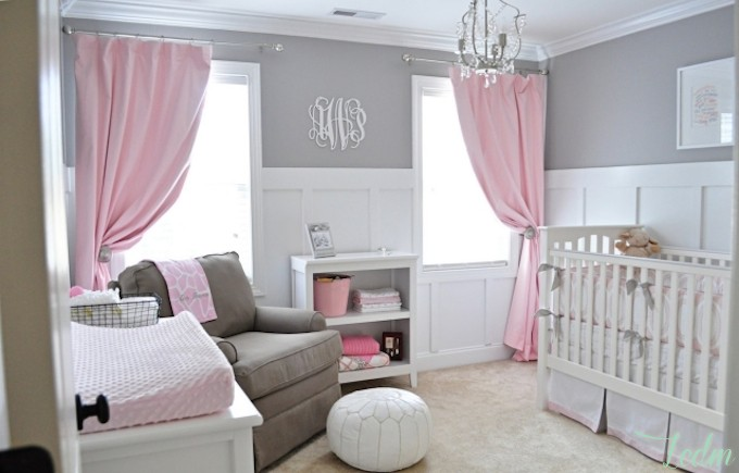 beautiful idees deco chambre fille ideas matkin info matkin info - Idee Decoration Chambre Bebe Fille