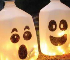 Idees deco halloween faire soi meme visuel 3 - Faire deco halloween ...