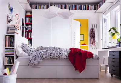 Idees rangement chambre for Idees rangement chambre