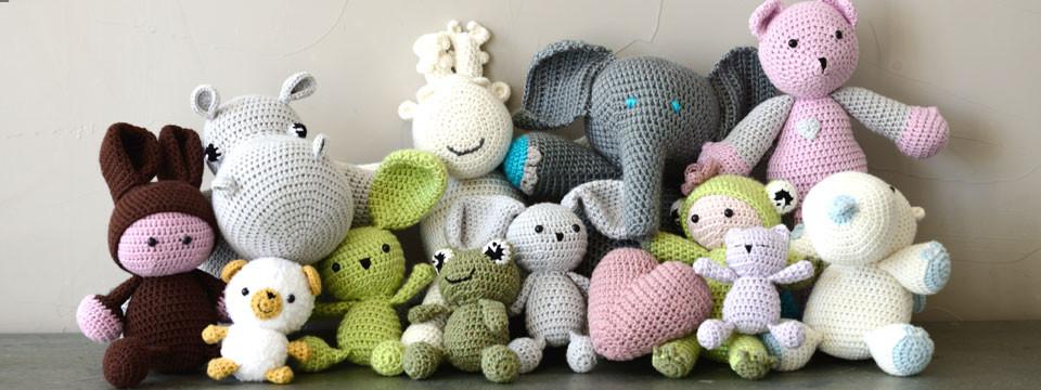 Kit Pour Amigurumi : kit doudou au crochet