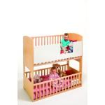 lit bebe double jumeaux. Black Bedroom Furniture Sets. Home Design Ideas