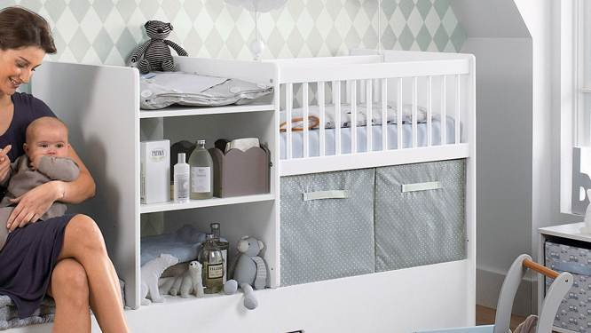 Amenager chambre bebe 8m2 visuel 2 for Amenager la chambre de bebe