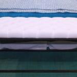 bout de lit blanc d ivoire