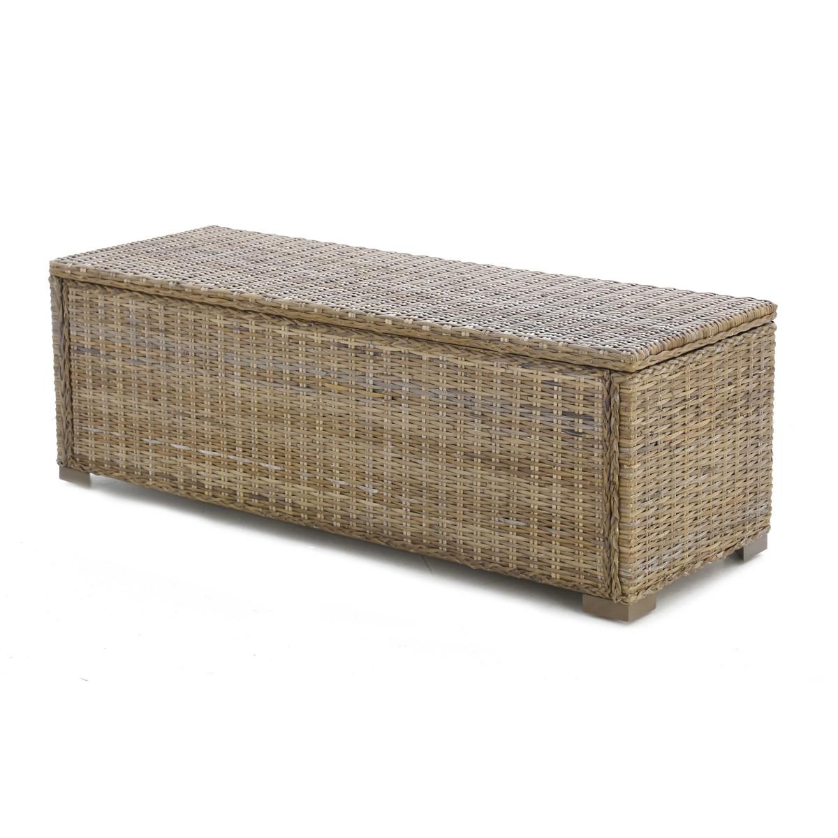 bout de lit kubu. Black Bedroom Furniture Sets. Home Design Ideas