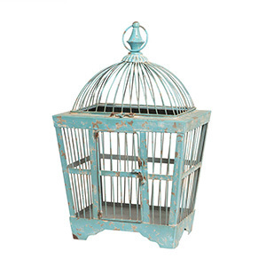 cage oiseaux decorative ancienne visuel 1. Black Bedroom Furniture Sets. Home Design Ideas