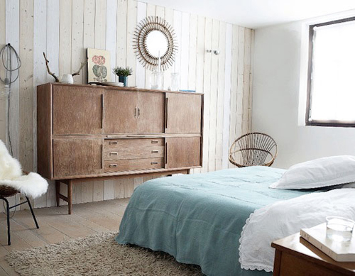 Chambre decoration scandinave visuel 3