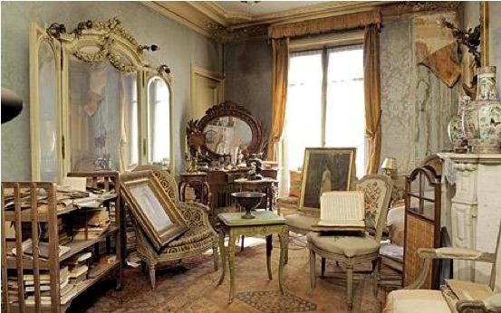 deco chambre 1900