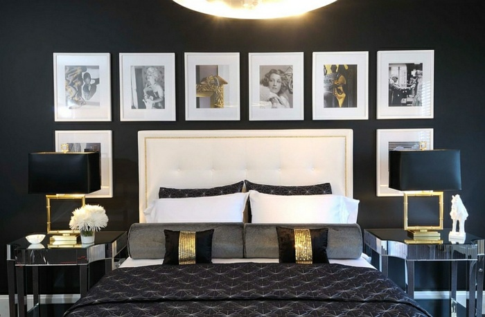 Beautiful Chambre A Coucher Tendance 2016 Pictures - House Design ...