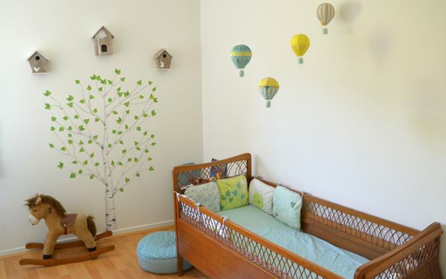Deco chambre bebe astuce visuel 8 - Astuce deco chambre bebe ...