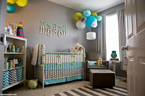 Beautiful Chambre Bebe Vert Canard Images - lalawgroup.us ...