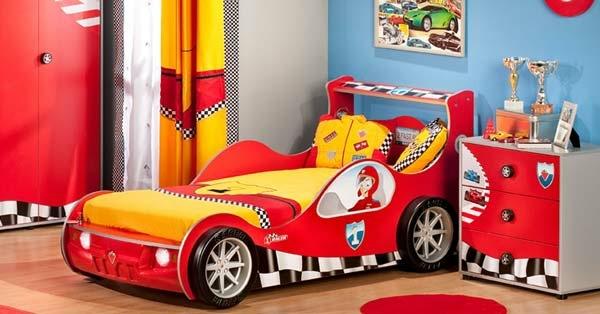 Chambre bébé voiture - Idées de tricot gratuit