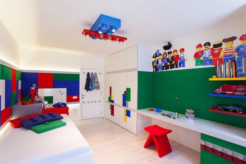 Deco Chambre Lego