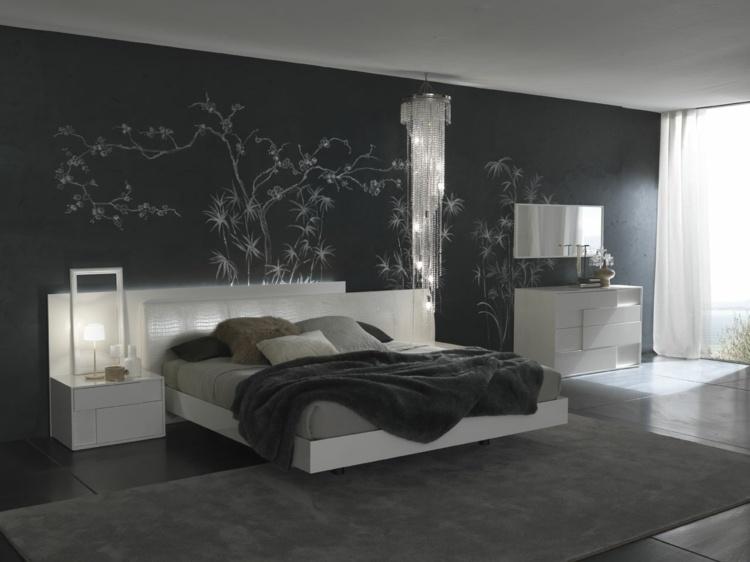 Deco Chambre Noir