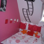 deco chambre theme cinema