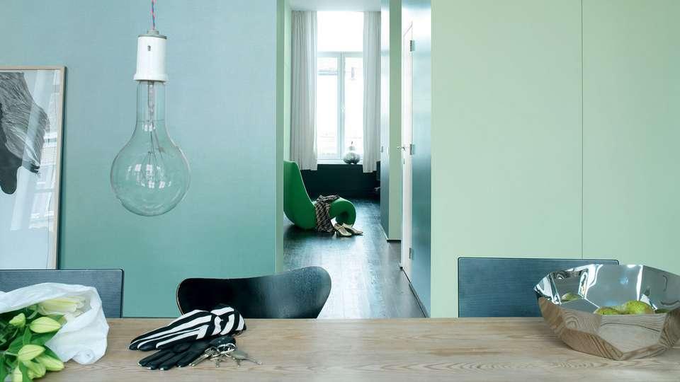 deco chambre vert d eau - visuel #1