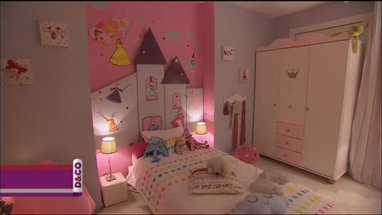 deco de chambre princesse