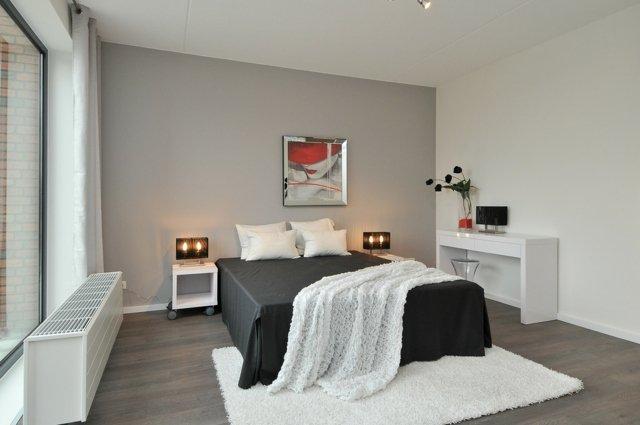 decoration chambre a coucher peinture - visuel #2