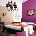 decoration chambre a coucher peinture