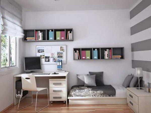 decoration chambre ado simple - visuel #9