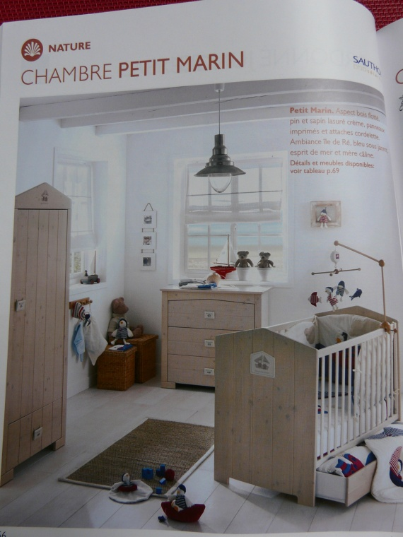 Chambre b b th me mer rk43 jornalagora for Theme marin decoration