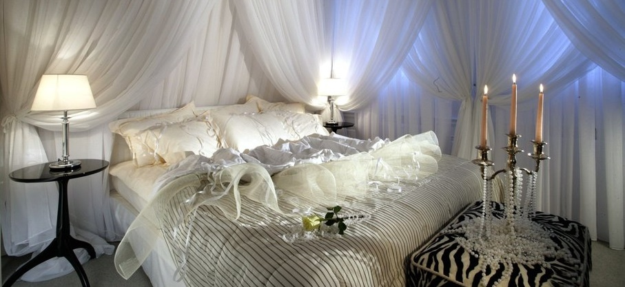 decoration chambre coucher mariage