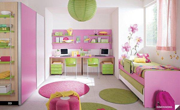 decoration chambre de fille - visuel #3