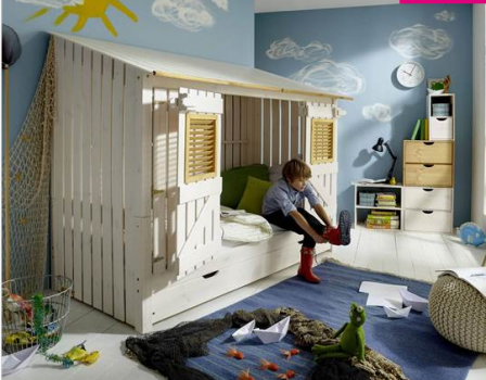 decoration chambre de garcon 5 ans - visuel #7
