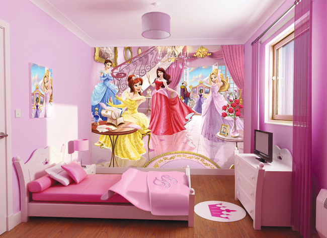 decoration chambre de princesse - Decoration Chambre Princesse