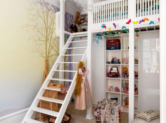 Amazing decoration chambre fille ans u visuel with deco for Decoration chambre garcon 8 ans