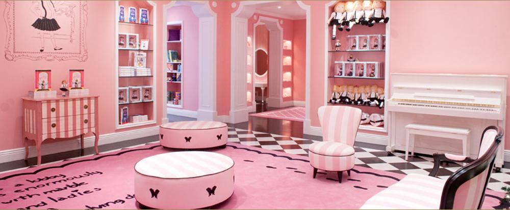 chambre girly