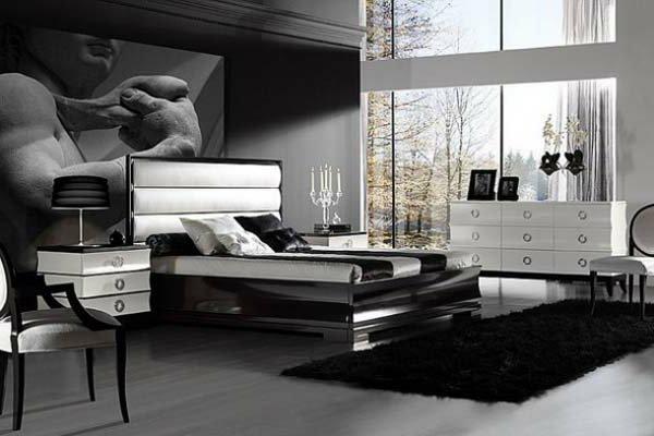 Decoration Chambre Pour Homme Visuel - Chambre pour homme design
