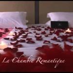 decoration chambre pour soiree romantique