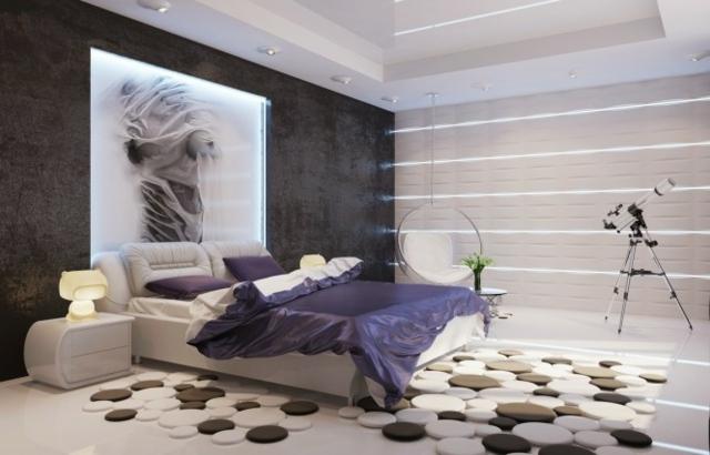 Decoration Chambre Tapisserie