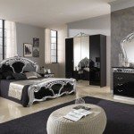decoration de chambre glamour. Black Bedroom Furniture Sets. Home Design Ideas