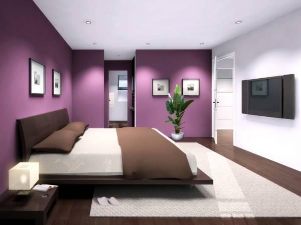 decoration interieur chambre adulte - visuel #2