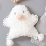 faire un doudou en laine