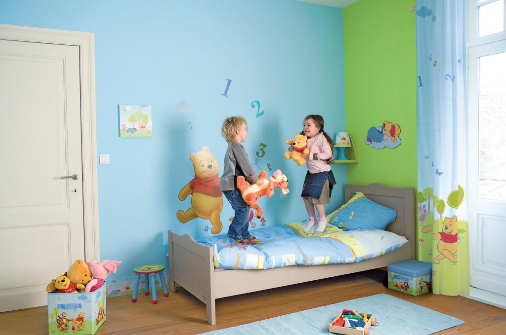idee chambre bebe 2 ans - visuel #4