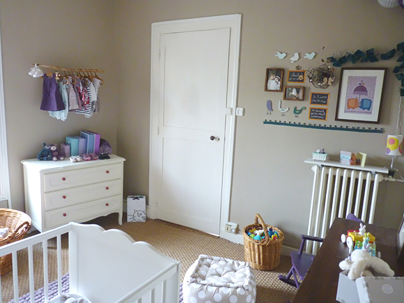 idee chambre bebe mixte - visuel #4