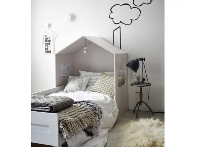 idee decoration tete lit. Black Bedroom Furniture Sets. Home Design Ideas