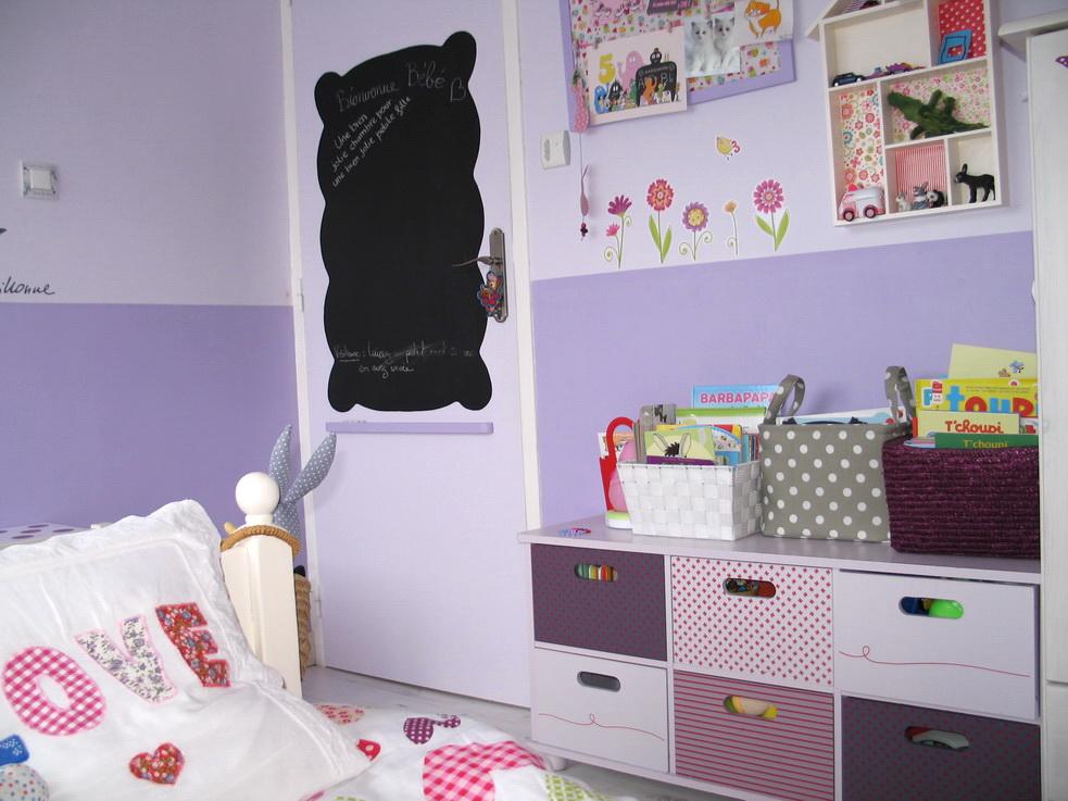 rangement chambre bebe fille - visuel #6