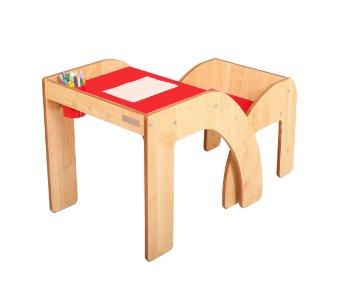 Bureau bebe en bois dessus de bureau Élégant nanou dessus de